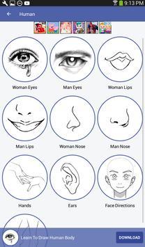 Aprende a dibujar captura de pantalla 16
