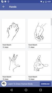 dibujar el cuerpo humano captura de pantalla 3