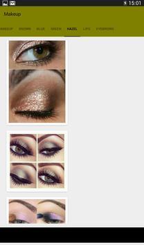 Makeup apk screenshot