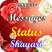 Quotes messages status n sms collection icon