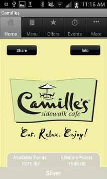 Camille's Sidewalk Cafe screenshot 1