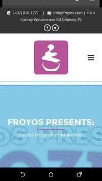 Froyos Rewards Club apk screenshot
