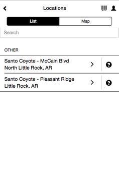 Santo Coyote Loyalty Club screenshot 1