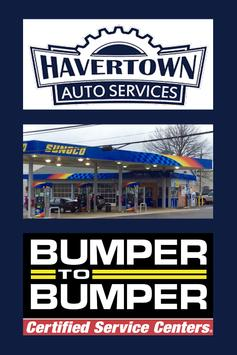 Havertown Auto Service poster