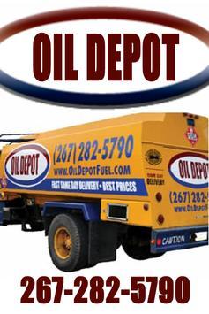Oil Depot Inc poster