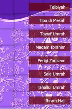 Panduan Ibadah Haji dan Umrah screenshot 1