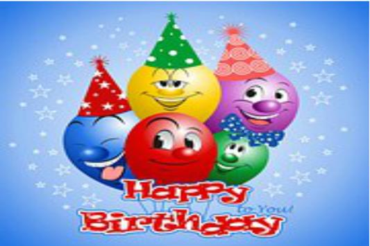 Free Birthday Card screenshot 1