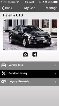 Cadillac of Naperville apk screenshot