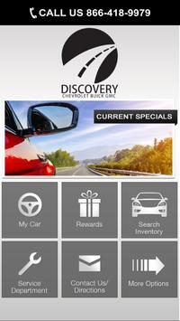 Discovery Advantage Rewards poster