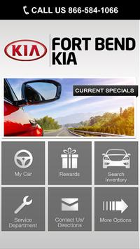Fort Bend Kia poster