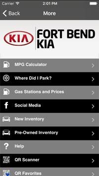 Fort Bend Kia screenshot 1