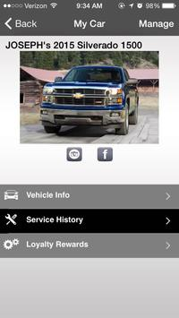 Faulkner Chevrolet apk screenshot