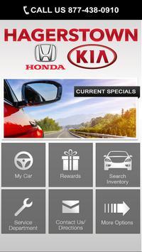 Hagerstown Honda Kia poster