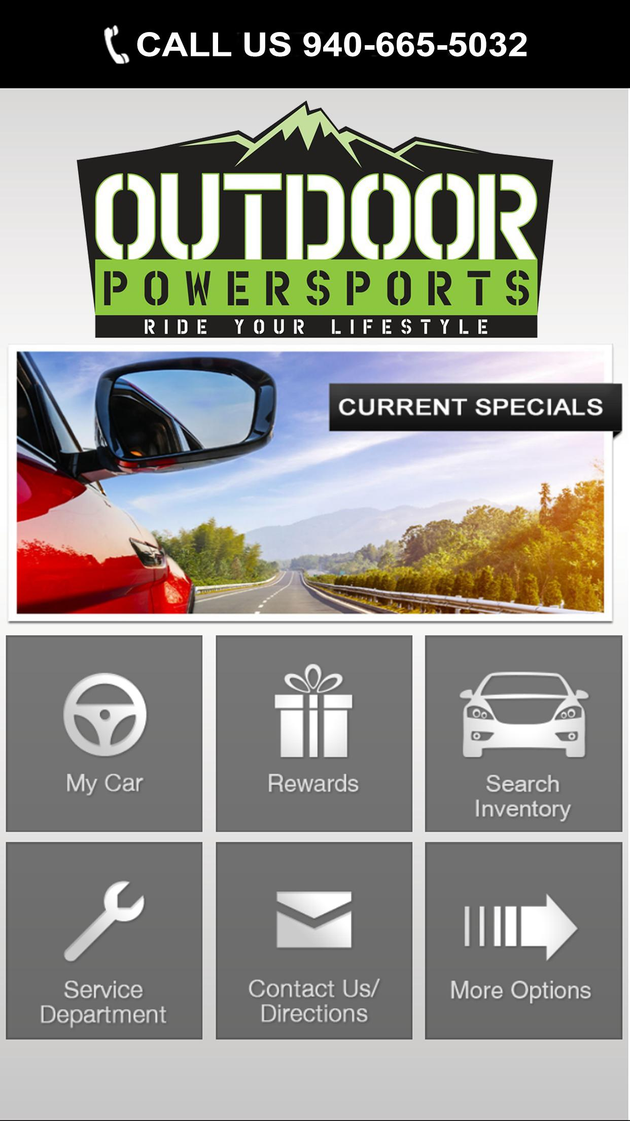 Outdoor Powersports Usa Advantage Rewards For Android Apk Download