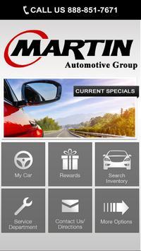 Martin Automotive Group poster
