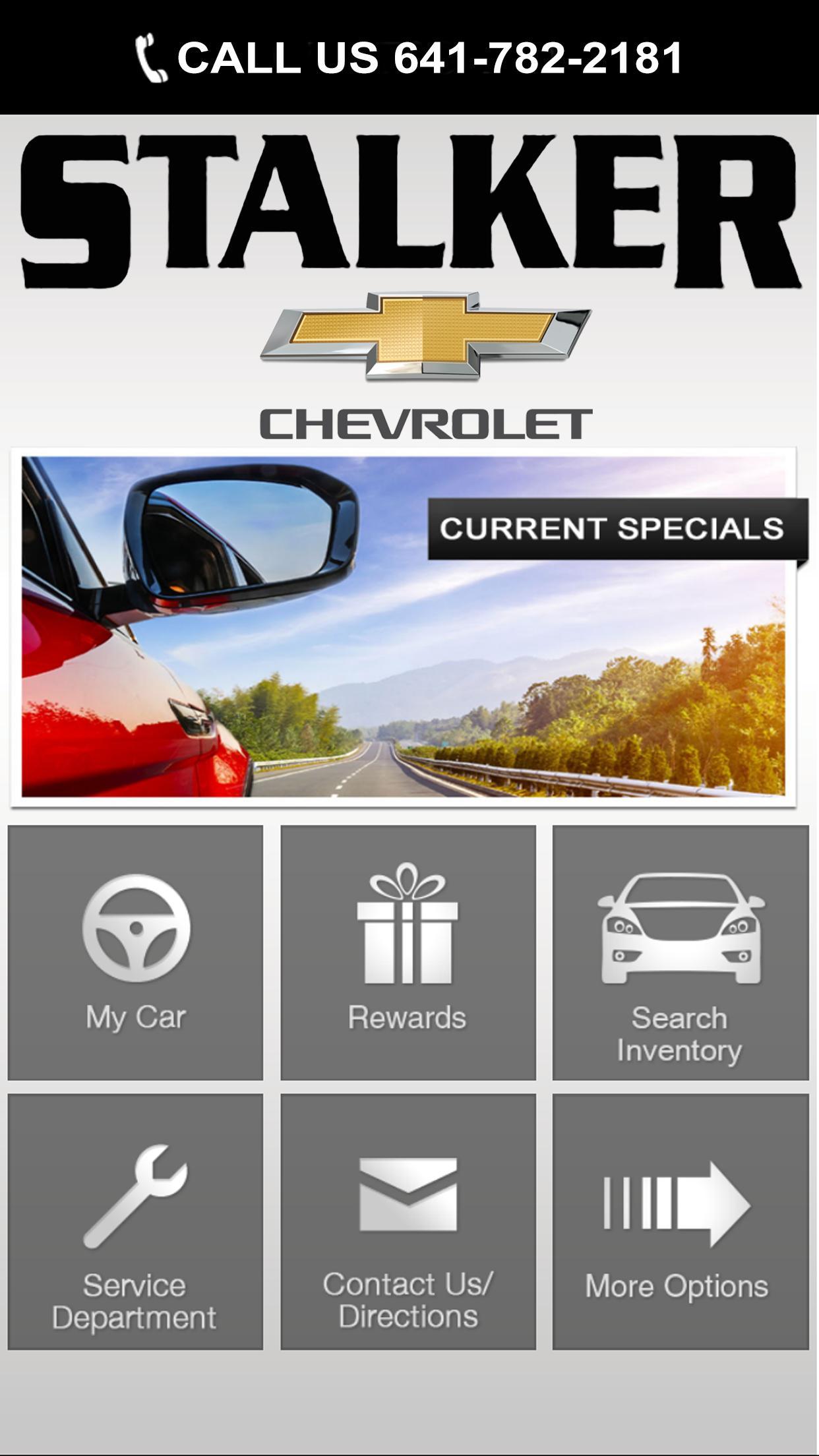 Stalker Chevrolet For Android Apk Download