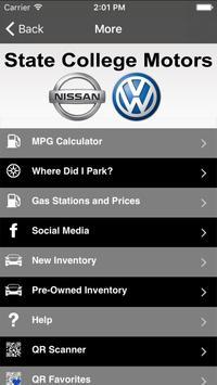 State College Motors screenshot 1