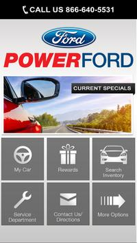 Power Ford Albuquerque poster