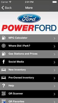 Power Ford Albuquerque apk screenshot