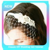 Classic DIY Wedding Veil Tutorial icon