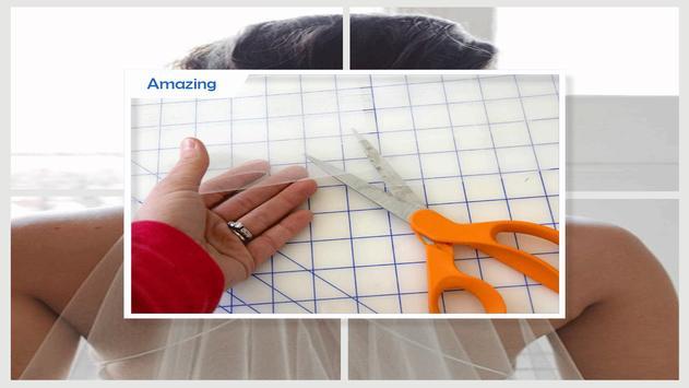 Classic DIY Wedding Veil Tutorial screenshot 2