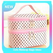 Cute Makeup Bags Ideas icon