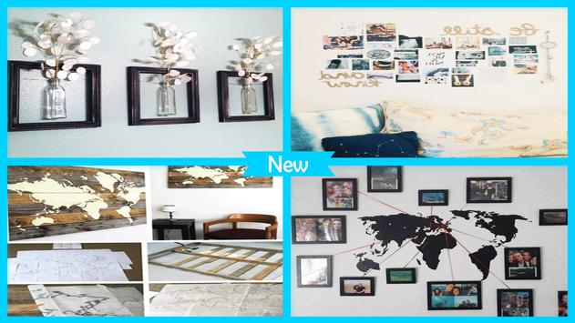 Best DIY Wall Photo Decor Ideas apk screenshot