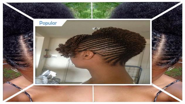 Latest Cornrow Hairstyles Tutorial apk screenshot
