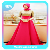 Muslim Evening Gown icon