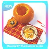 Stunning DIY Thanksgiving Centerpieces icon