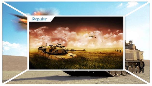 Tank Wallpaper screenshot 1