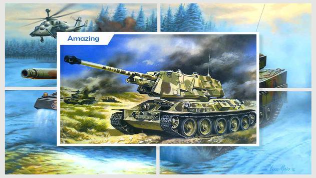 Tank Wallpaper screenshot 2
