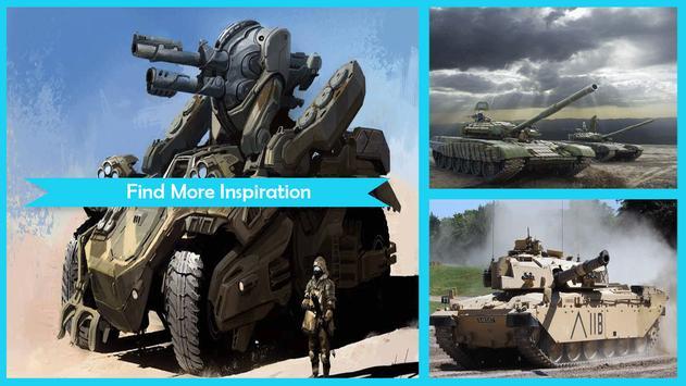 Tank Wallpaper screenshot 4