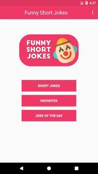 Funny Short Jokes poster