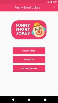 Funny Short Jokes screenshot 8