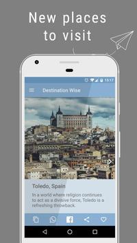 Destination Wise - Travel Info apk screenshot