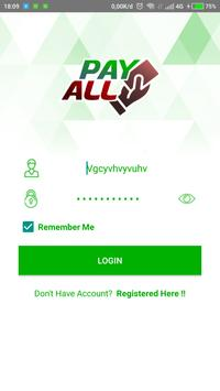 Pay All Green poster