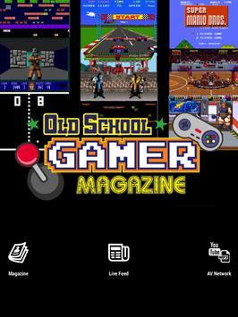 Old School Gamer apk screenshot