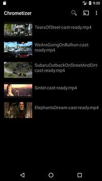 Chrometizer screenshot 2