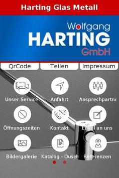 Harting Glas- & Metallbau screenshot 1