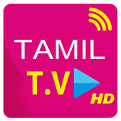 Tamil Live TV Channels icon