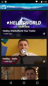 Hedley screenshot 1