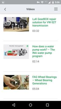 Schaeffler Parts Search screenshot 6