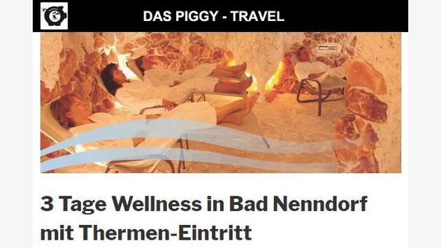 Das Piggy - Travelling apk screenshot