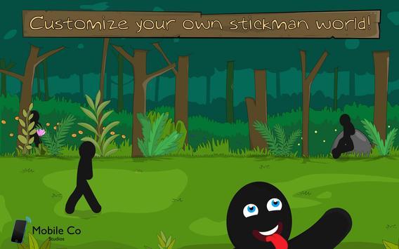 Stickman Wallpaper apk screenshot