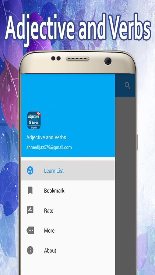 Adjective and Verbs for Android - APK Download