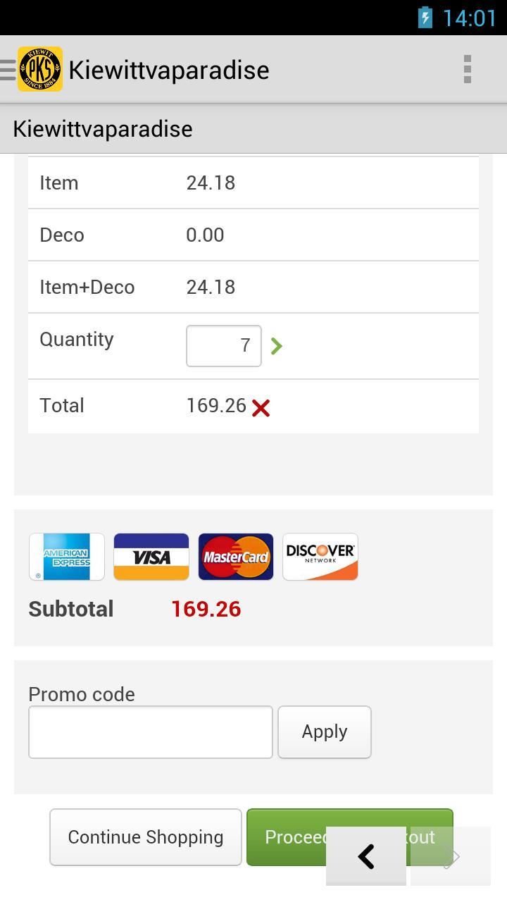 Kiewit Store for Android - APK Download