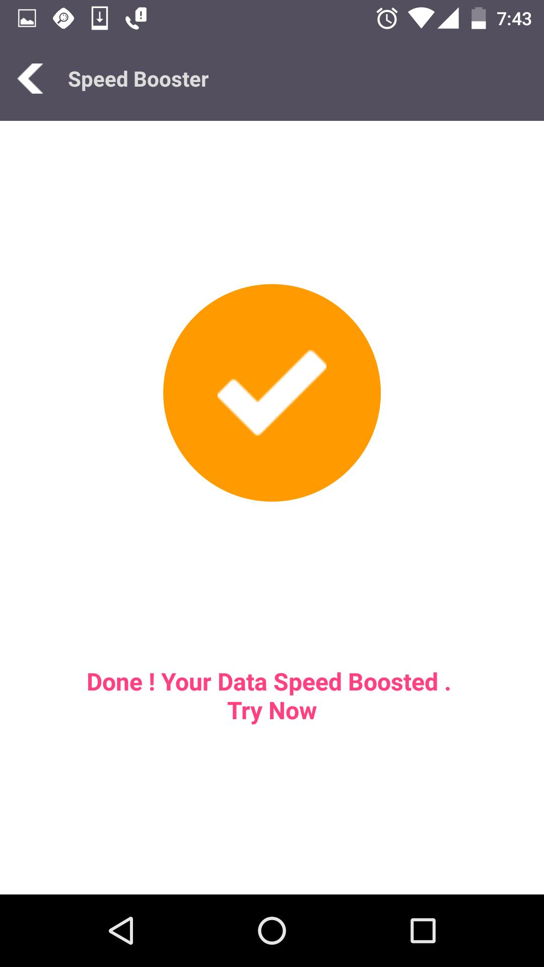4G&VoLTE Speed check & booster for Android - APK Download