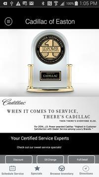 Germain Cadillac of Easton poster