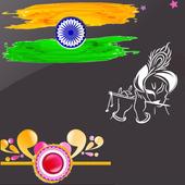 Raakhi icon